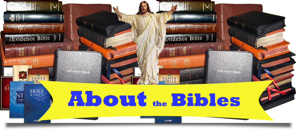 About the Bibles